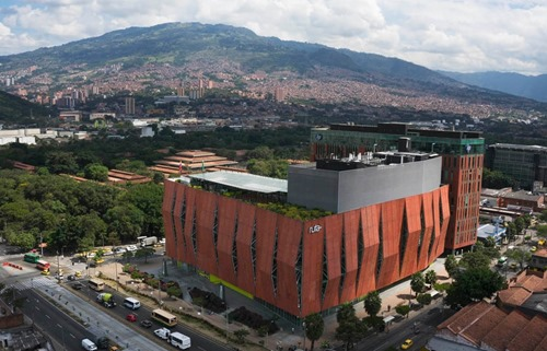 The Ruta N complex in Medellin