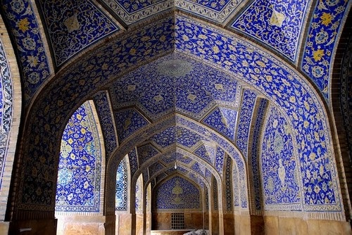 Isfahan's Shah Mosque