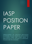 Position Paper_cover