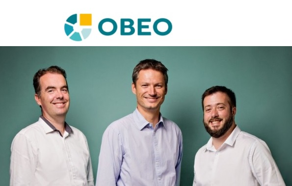 The Obeo founding team