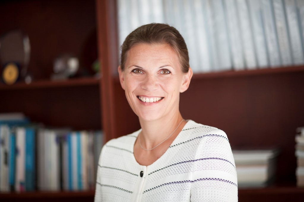 New IASP CEO Ebba Lund