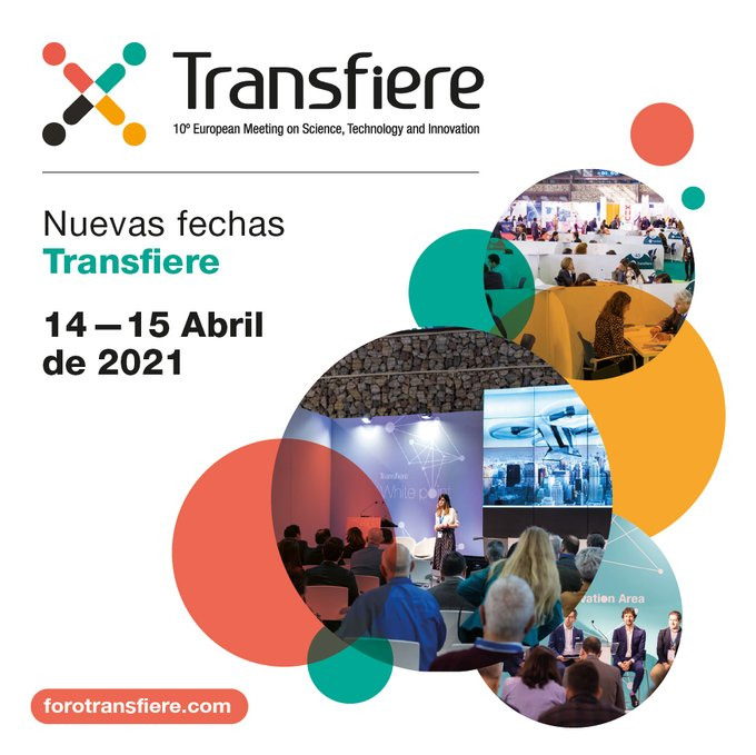 Transfiere 2021 new dates!