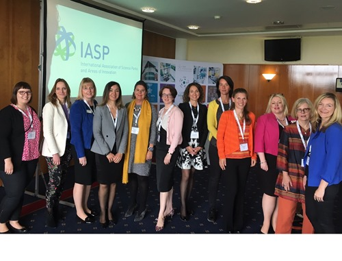 Members of Women in IASP