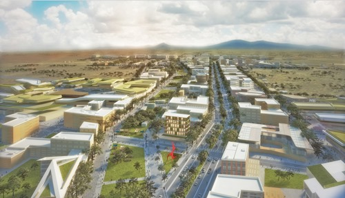 Architects image of Konza Technopolis