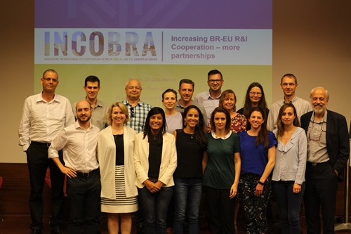 The members of the INCOBRA consortium
