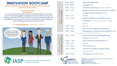 2018_09_11_ENRICH_InnovationBootcamp_EU