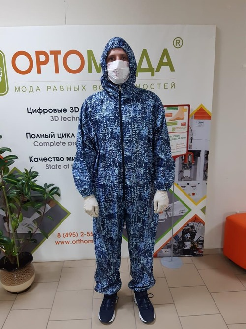 Orthomoda protective clothing