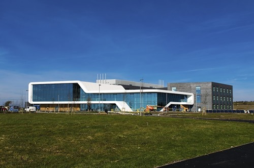 Menai Science Park main building